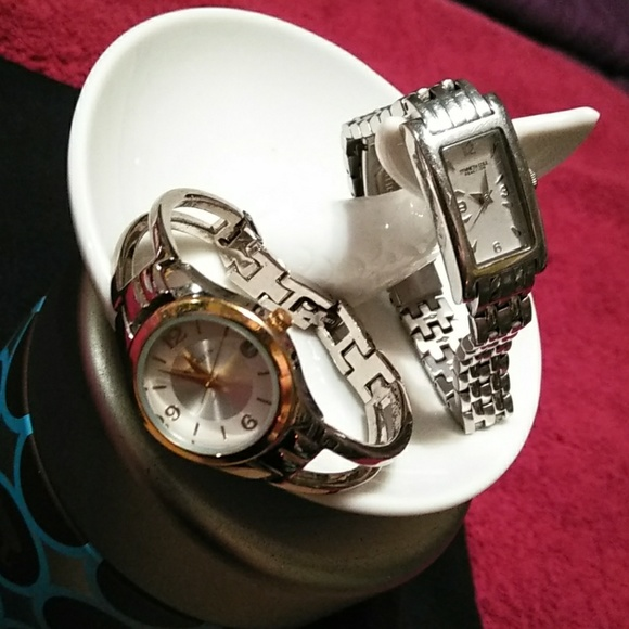 Anne Klein,Kenneth Cole Accessories - 💖2 VINTAGE 90's DESIGNER WATCHES